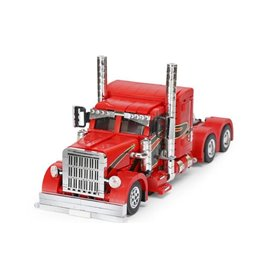 CAMION RED MONSTER XINGBAO