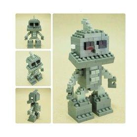 ROBOT RETRO C X-BLOCK 4 MM