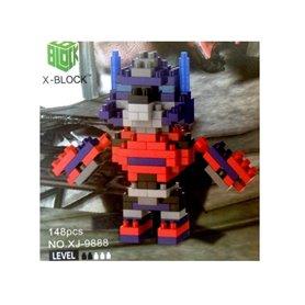 CAMION ROBOT X-BLOCK 4 MM