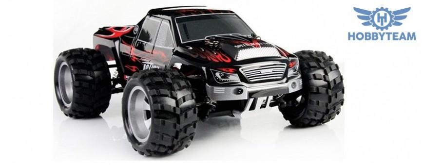 Monster Truck Vortex A979 Wltoys