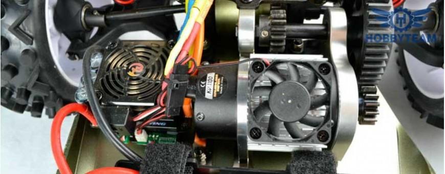 Ventiladores y disipadores motor