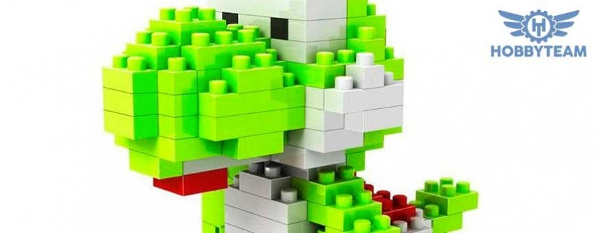 X-Block piezas grandes 8 mm