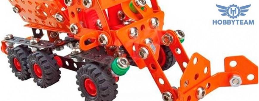 Construcciones metálicas para niños