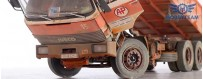 Camiones y coches rally Italeri
