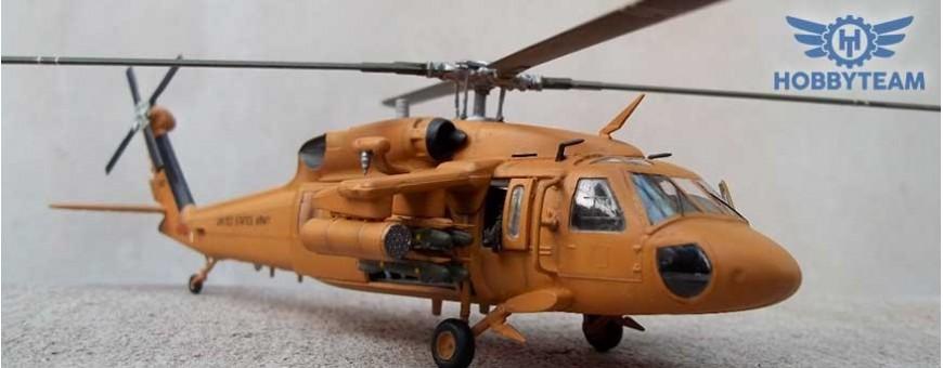 Comprar maquetas Helicópteros Italeri