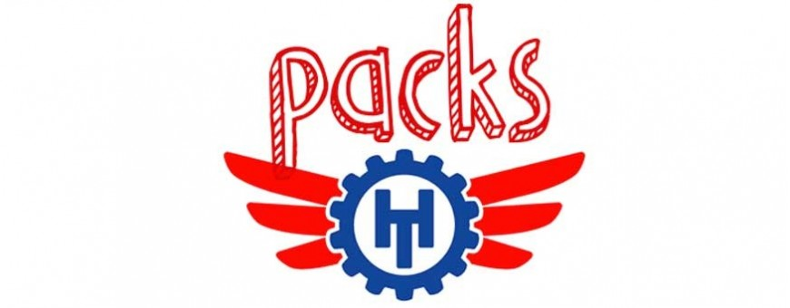 Packs Hobbyteam de radicontrol, modelismo y jueguetes