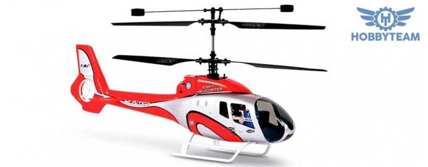 Helicoptero Hunter E-SKY