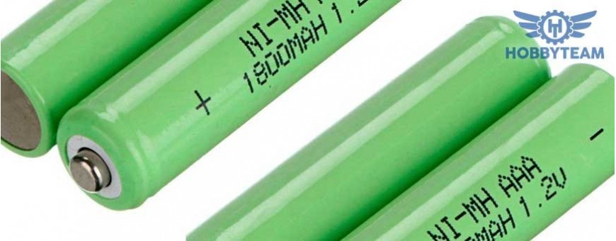 Baterías Ni-Mh