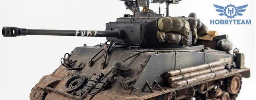 Comprar Maquetas Vehículos militares Italeri