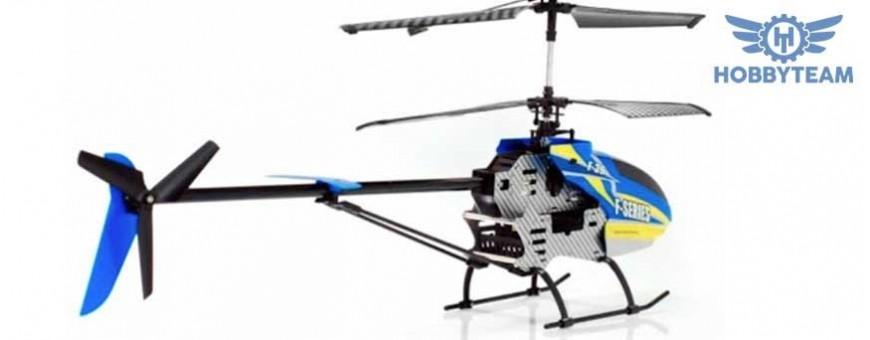 Helicoptero F39 MJX