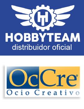 Hobbyteam es distribuidor oficial de modelismo Occre