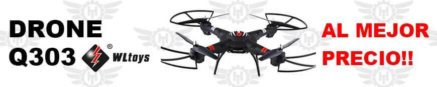 Drone Q303 WLtoys