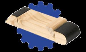 Lijador de modelismo de madera Occre
